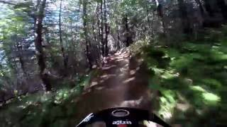 Afternoon Delight at Silver Mountain Bike Park