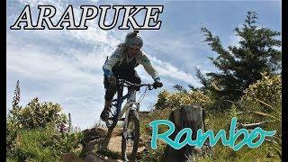 Arapuke Rocky into Rambo