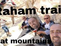 Raham trail - Eilat mountains