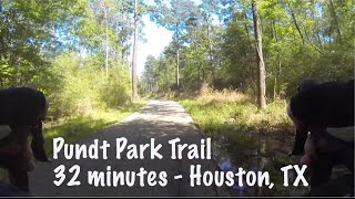 Pundt bike path