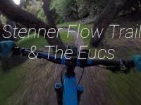 Mountainbiking Stenner Flow/The Eucs-4K GoPro...
