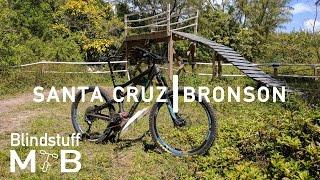 2017 Santa Cruz Bronson Test Ride & Review...