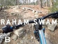 Mountain Biking Graham Swamp in Palm Coast, FL