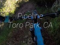 Mountainbiking Pipeline Trail-4K GoPro Hero5...