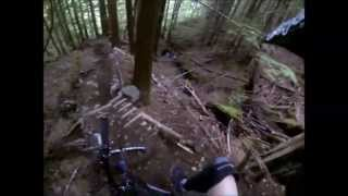 Copper Mountain, BC, 'Your mom' trail,...