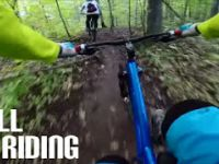 South March Highlands Fall Riding (GoPro Hero...