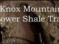Mountain Biking Lower Shale Trail (Black...