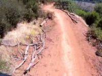 Mountain Biking Culvert Trail Auburn, CA