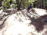 Mountain Biking Flow Trail Santa Cruz, CA