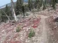 Mountain Biking Hole in the Ground (Truckee)