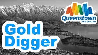 Gold Digger Track - Queenstown - NZ by Hugo