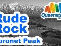 Rude Rock Track (Coronet Peak) - Queesntown -...
