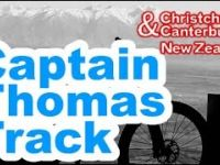 Captain Thomas Track - Christchurch NZ - by Hugo