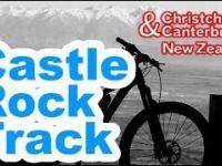 Castle Rock Track - Christchurch NZ - By Hugo
