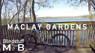 Mountain Biking McLay Gardens / Lake...