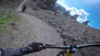 Three Blind Mice Gravity Trails -Penticton BC...