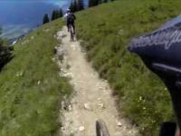GoPro - Nine Knights Trail - Wildkogel - short...