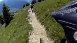 GoPro - Nine Knights Trail - Wildkogel - short...