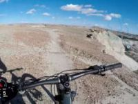 MTB Wild Horse Trail System, Goblin Valley...