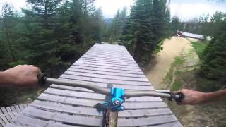 The Dirt on Trestle - GoPro look at Banana...
