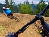 HELLA FUN ON THE HERO TRAIL   Mountain Biking...