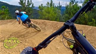 HELLA FUN ON THE HERO TRAIL | Mountain Biking...
