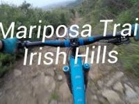 Mountainbiking Mariposa Trail-Irish Hills-4K...