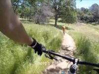 Mountain Biking Brown Ravine (Folsom Lake, CA)