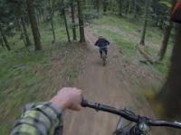 Helligon trail - Salamandra