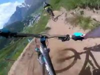 Bike Park Cervinia 'Trail One' Gopro_session