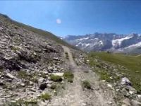 Cervinia Bike park trail 2 Cime bianche...