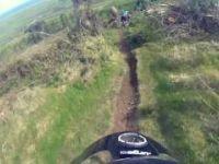 New MTB cliff trail at Binevenagh