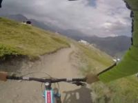 La Thuile Mountain Bike Natural Trail H - FLOW