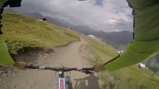 La Thuile Mountain Bike Natural Trail H - FLOW