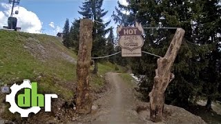 Hot Shots 2016 - New Track Bikepark Leogang by...
