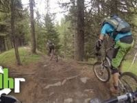 Reschenpass: Oberer Schöneben Trail