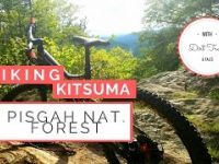 Mountain Biking Pisgah Nat. Forest's Kitsuma...