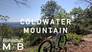 Mountain Biking Coldwater Mountain in Anniston, AL