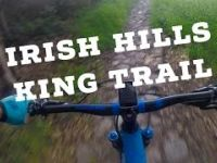 Mountainbiking Irish Hills-King Trail-4K...