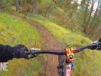 MT WORK HIKE A BIKE - Then a BLOW tubeless...