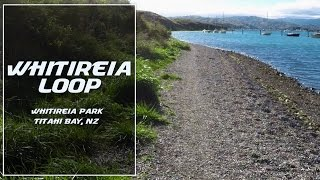 Mother's Day run riding the Whitireia Loop -...