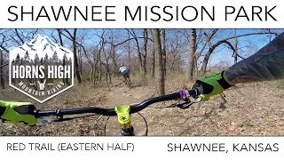 SHAWNEE MISSION PARK | EASTERN PART OF RED...