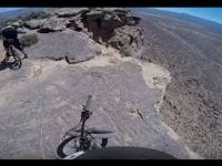 Zen Trail - St George Utah - Downhill Sections...