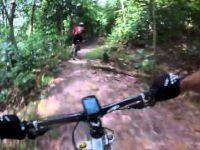 Riding Bukit Kiara Mountain Bike Trails: 2K -...