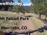 NRD: Mountain Biking Mt Falcon Morrison, CO