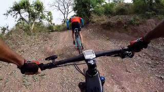 Sketchy turns and steep climbs | Jabrot -...