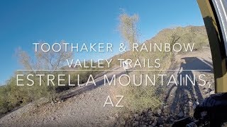 Mountain Biking Toothaker and Rainbow Valley |...