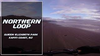 Fat Bike fun riding the Northern Loop - Queen...
