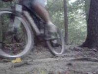 West Branch mountain bike trails 2009