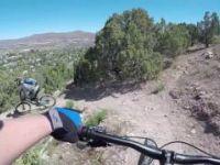 Mountain Biking Thunder Valley in Eagle...